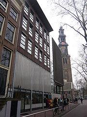 Casa di anna frank amsterdam in compagnia for Stanze ad amsterdam